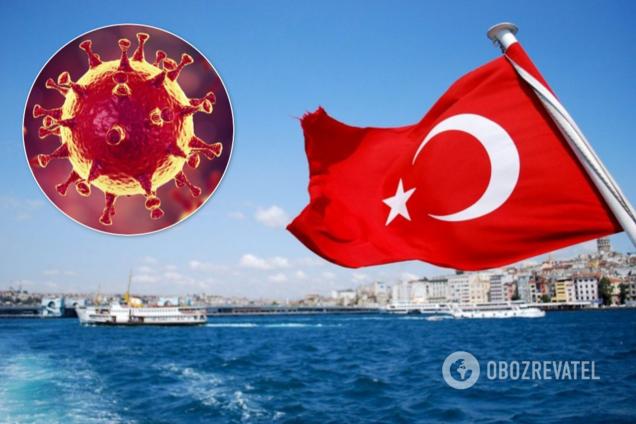 Турция отменила начало туристического сезона из-за коронавируса