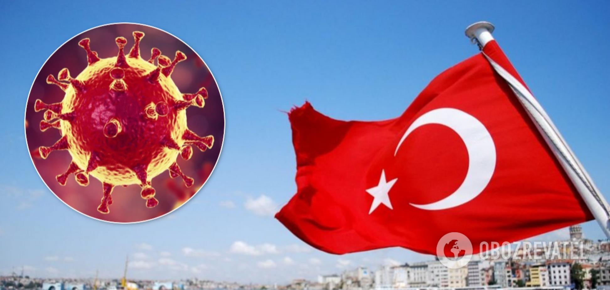 Турции отменила начало туристического сезона из-за коронавируса