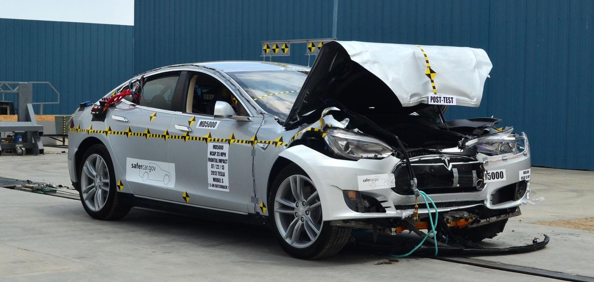 Электромобили назвали серьезной угрозой для Украины из-за токсичности аккумуляторов
