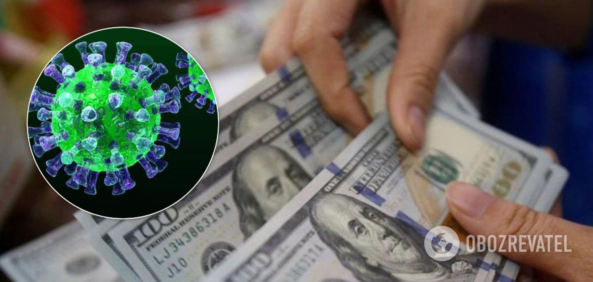 Курс долара в Україні не злетить через коронавірус – Южаніна