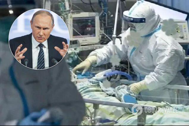 Пандемия вируса