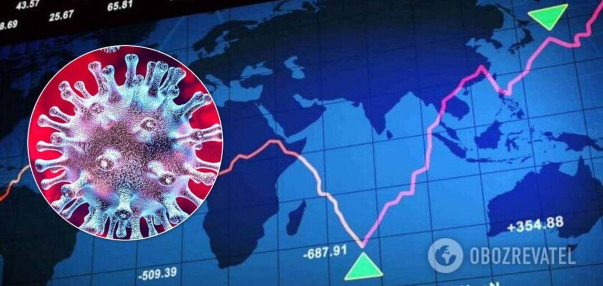 Мировой кризис из-за коронавируса
