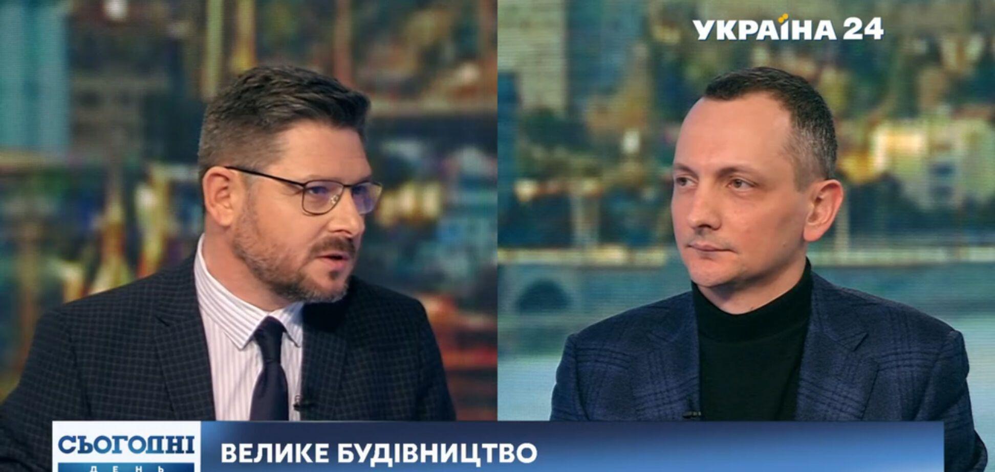 Технології будівництва доріг в Україні щороку поліпшуються – Голик