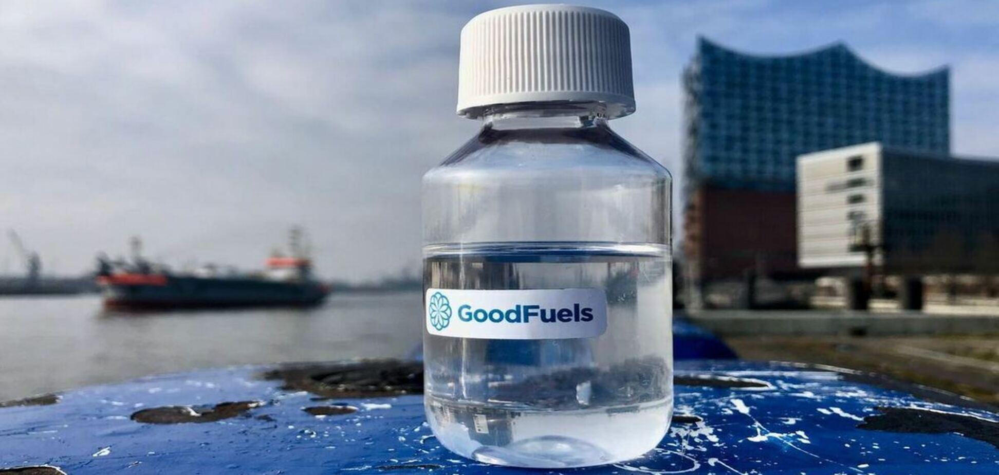 В Европе начали производство нового типа 'зеленого' топлива для морского транспорта
