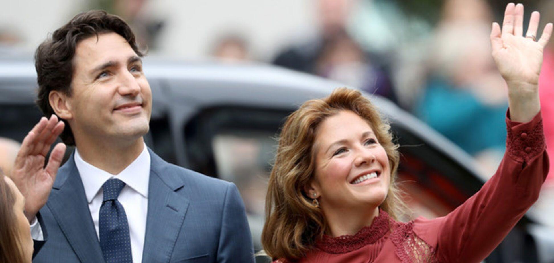 У дружини прем'єра Канади Трюдо виявлено коронавірус