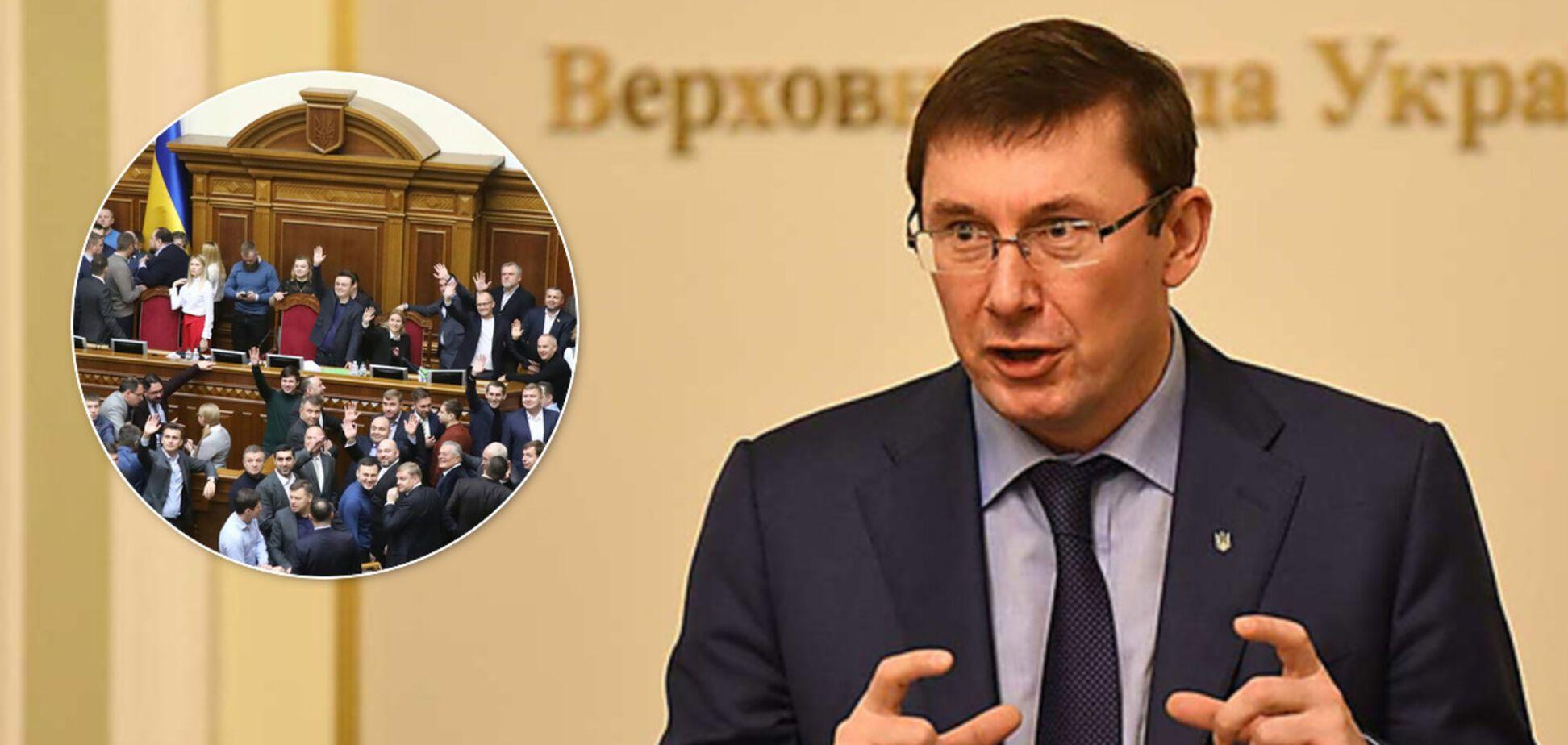 Об уголовных делах Порошенко, провале Рябошапки и делах Майдана: эксклюзивное интервью с Луценко