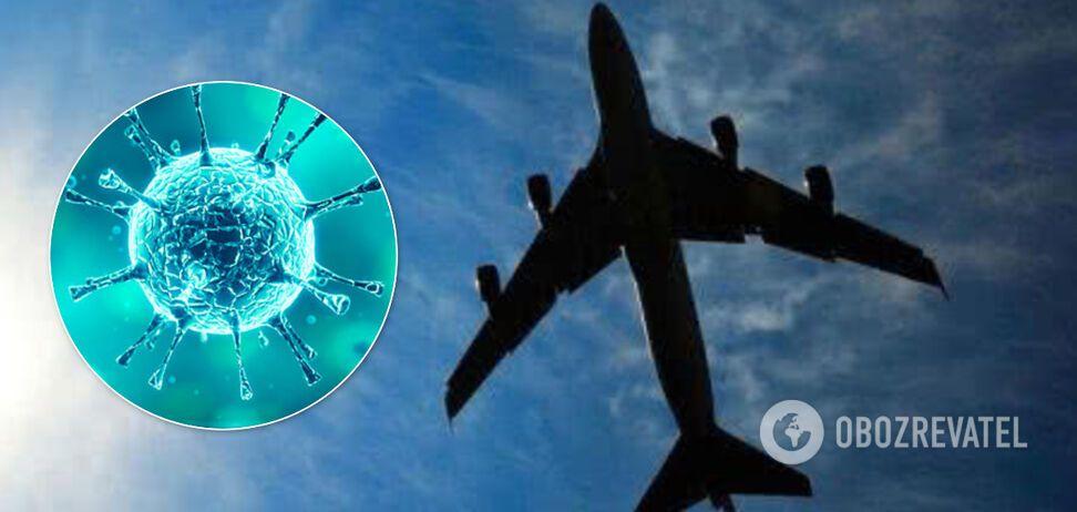 Украина начала переговоры по возобновлению авиаперелетов