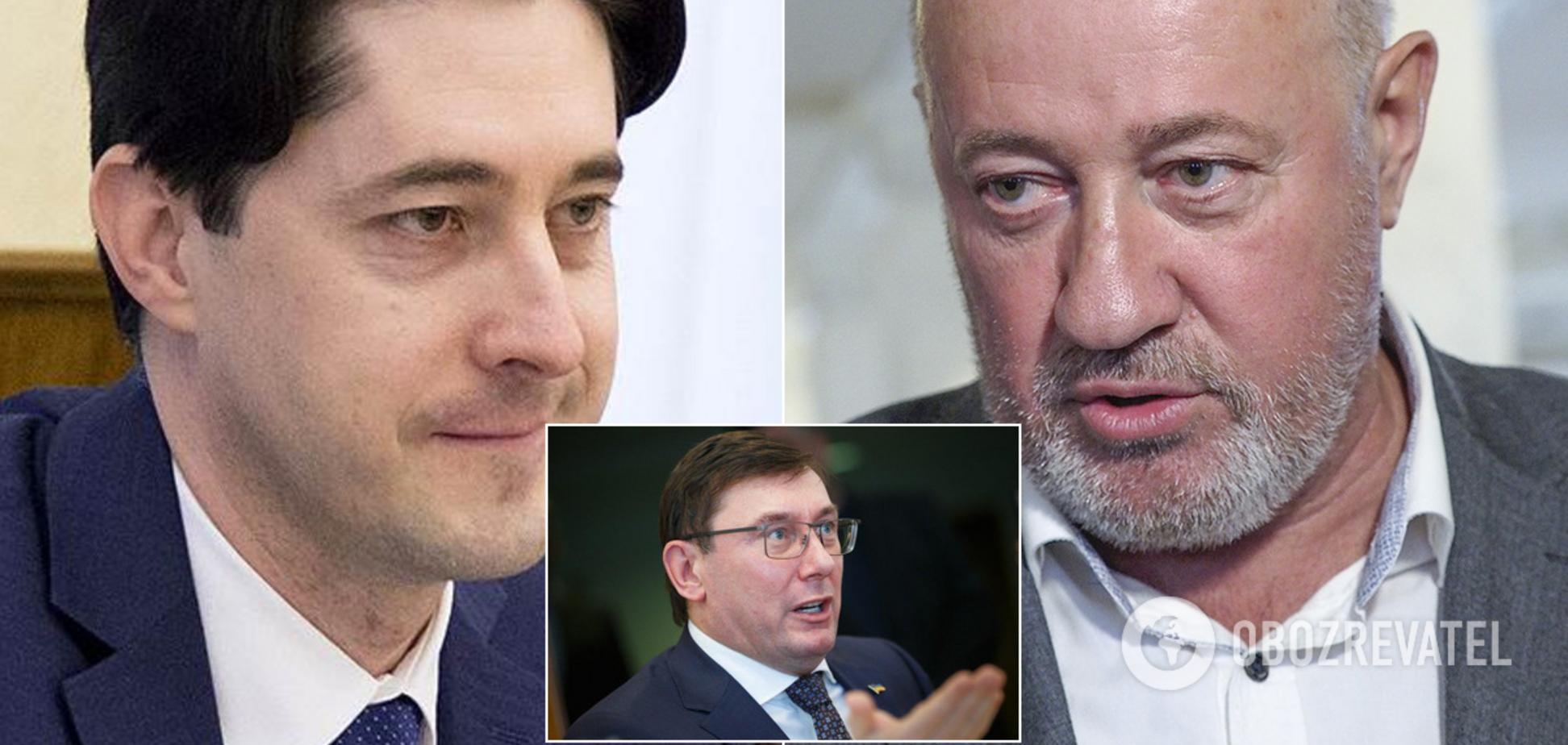 Касько и Чумак провалили аттестацию в ГПУ, набрали 42 бала из 100 на двоих – Луценко