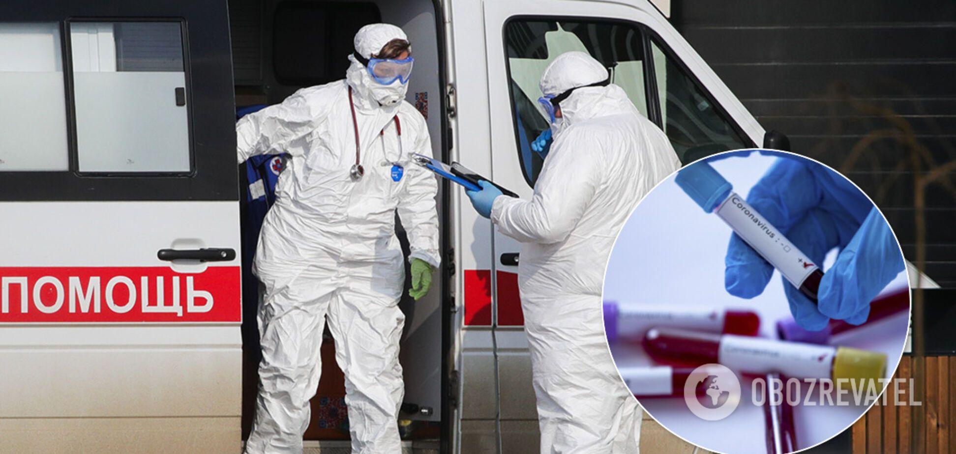 В Украине зафиксирована первая смерть от коронавируса