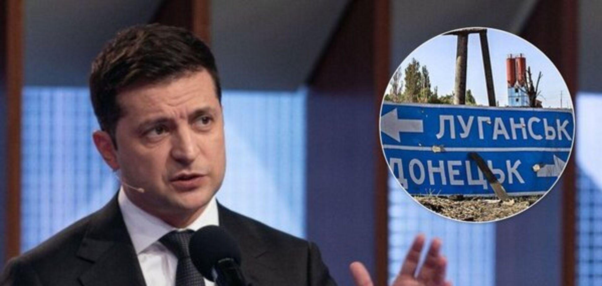 Асеев: у Зеленского есть запасной 'план Б' по Донбассу