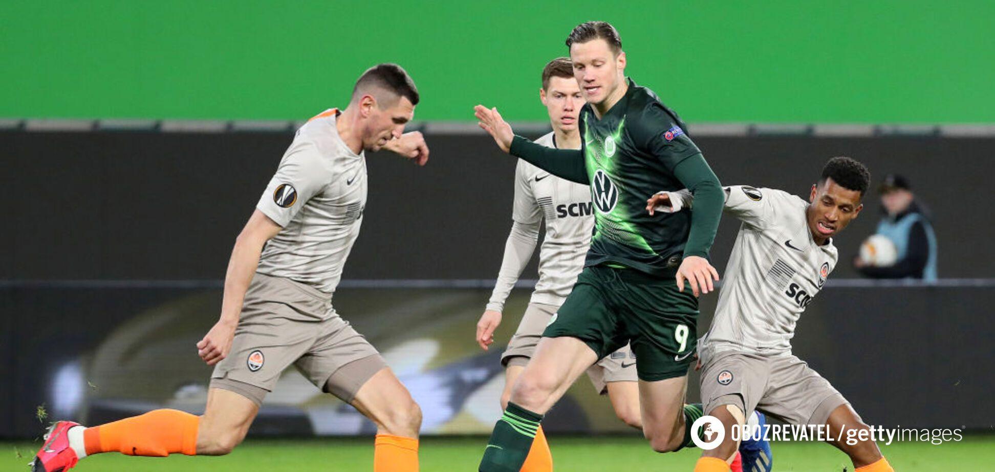 'Шахтар' – 'Вольфсбург': букмекери назвали фаворита матчу-відповіді 1/8 фіналу ЛЄ