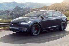 У США з'явилися перші електричні кросовери Tesla Model Y