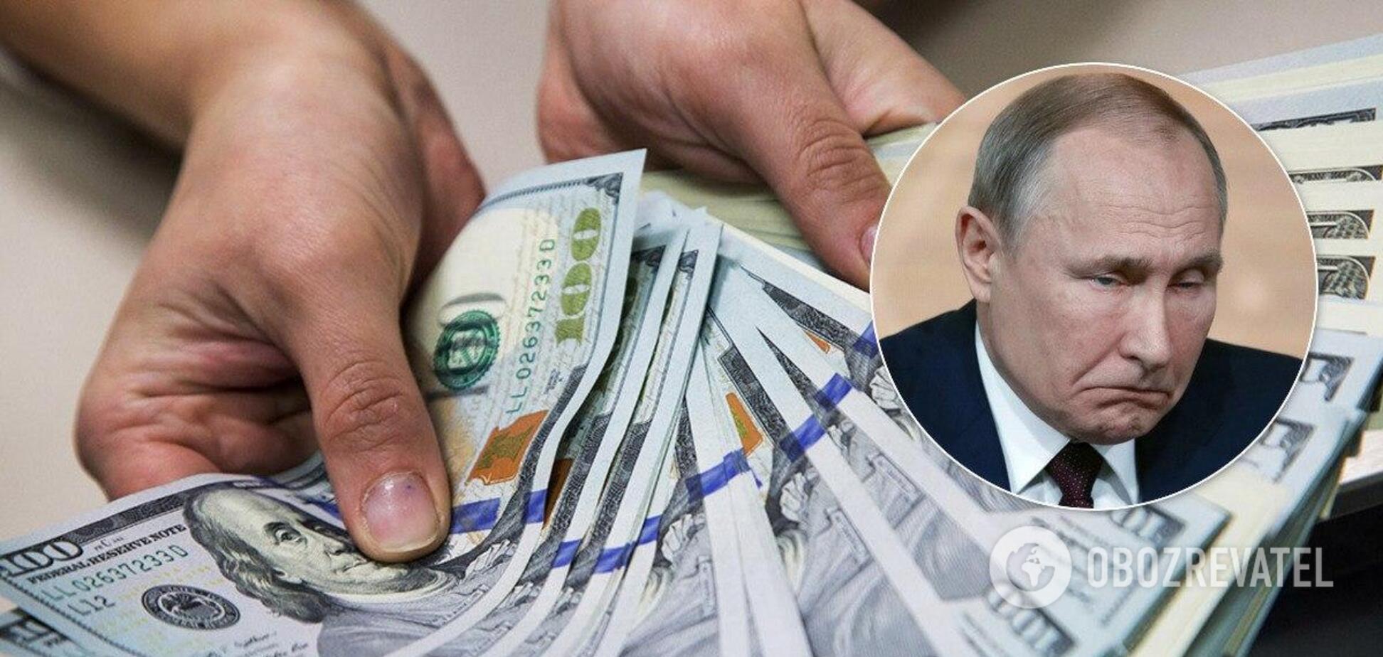 Путін заявив, що його коробить від зарплат у держкомпаніях РФ