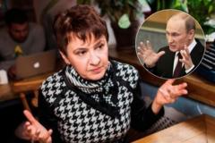 Забужко предупредила о новой аннексии России в Украине