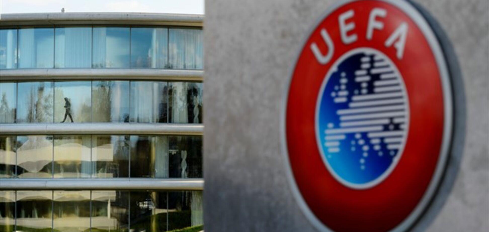 УЄФА скасувала матчі єврокубків через коронавірус