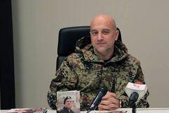 Прилєпін пригрозив висадкою спецназу Путіна в Києві