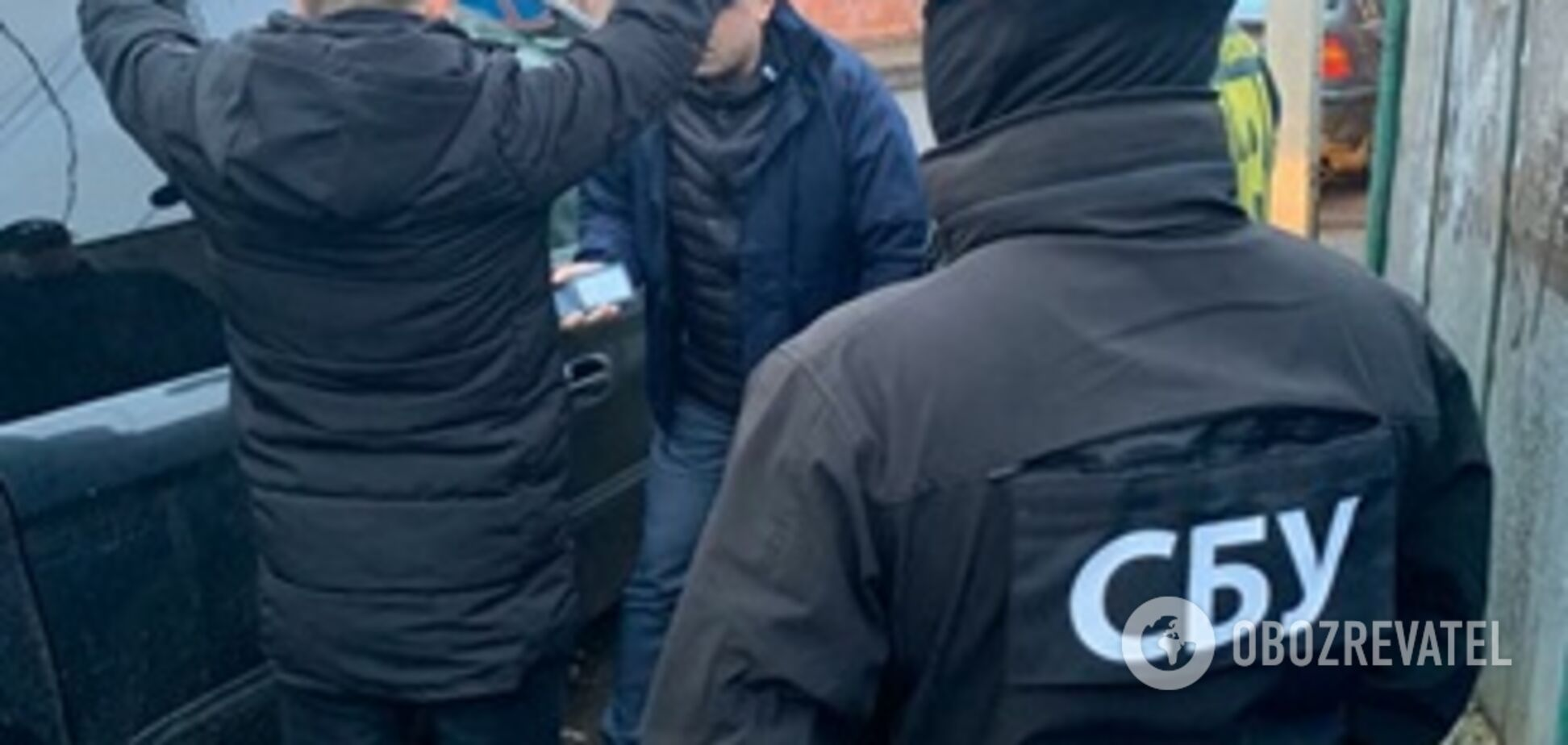 За контрабанду табачных изделий задержан пограничник