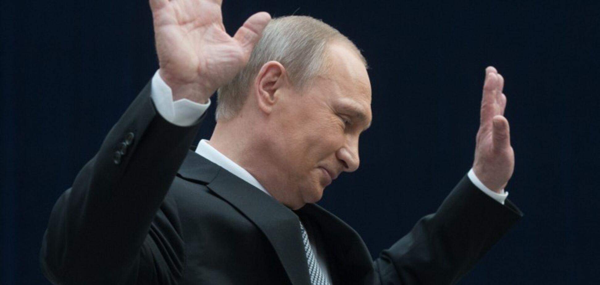 Госпереворот в России