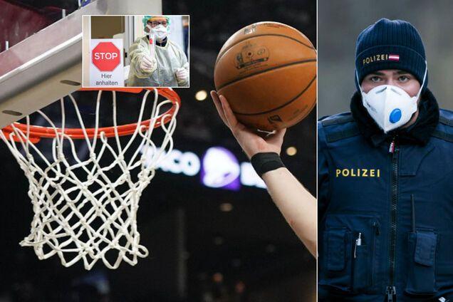 Епідемія коронавiрусу зупинила спорт по всьому світу