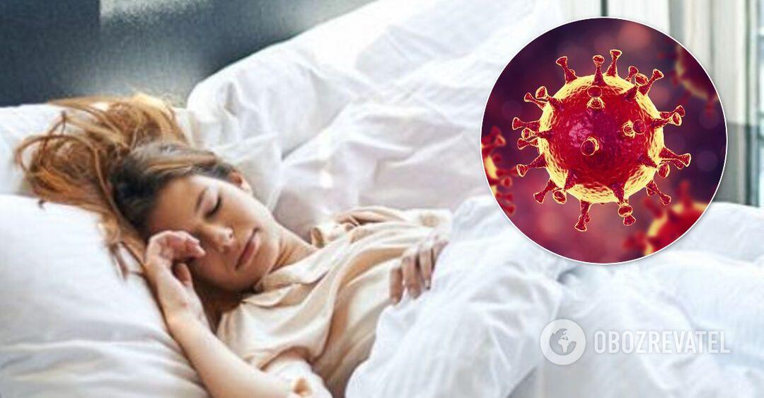 Сон спасает от коронавируса: медики дали дельный совет