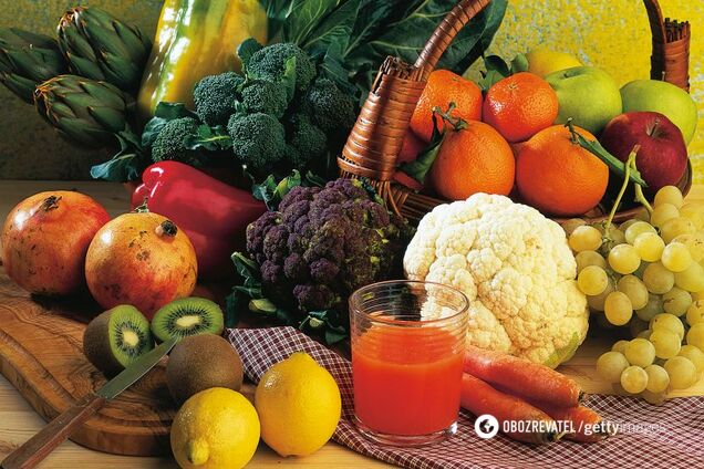 8 продуктів, які зміцнюють імунітет