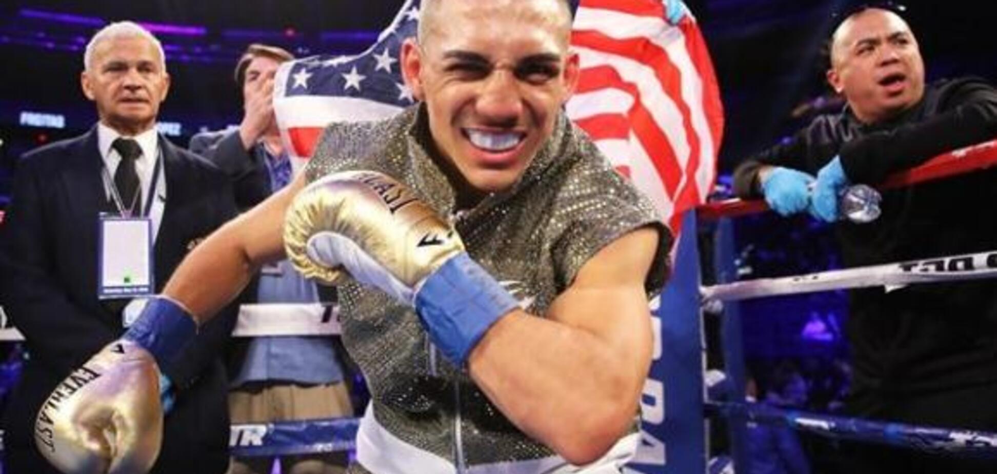 Назван единственный боксер способный побить Ломаченко