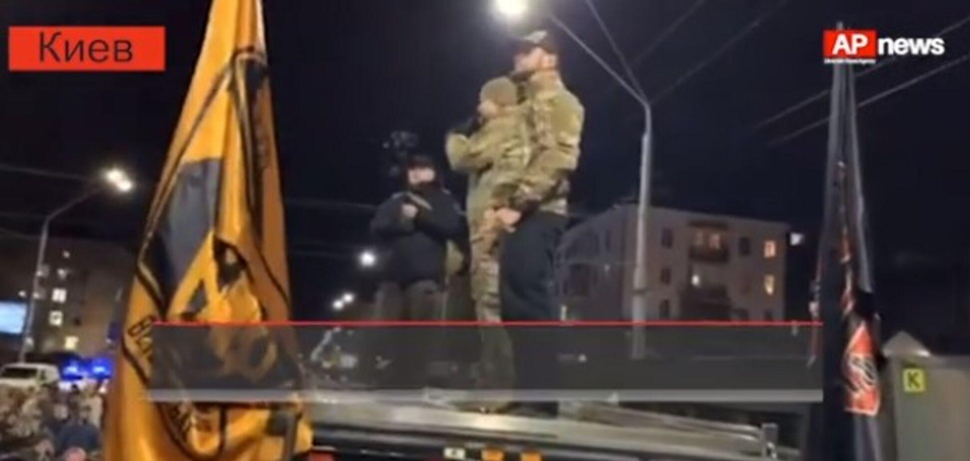 'Кубань – это Украина!' Лидер 'Национального корпуса' Билецкий бросил вызов Путину. Видео
