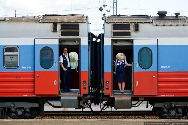 Росія скасувала всі поїзди в Україну і Молдову через коронавірус