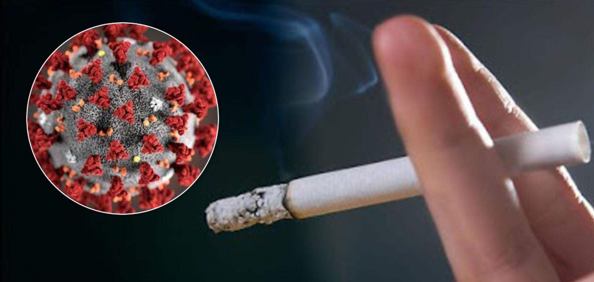 Коронавірус і куріння: медики пояснили небезпечну тенденцію