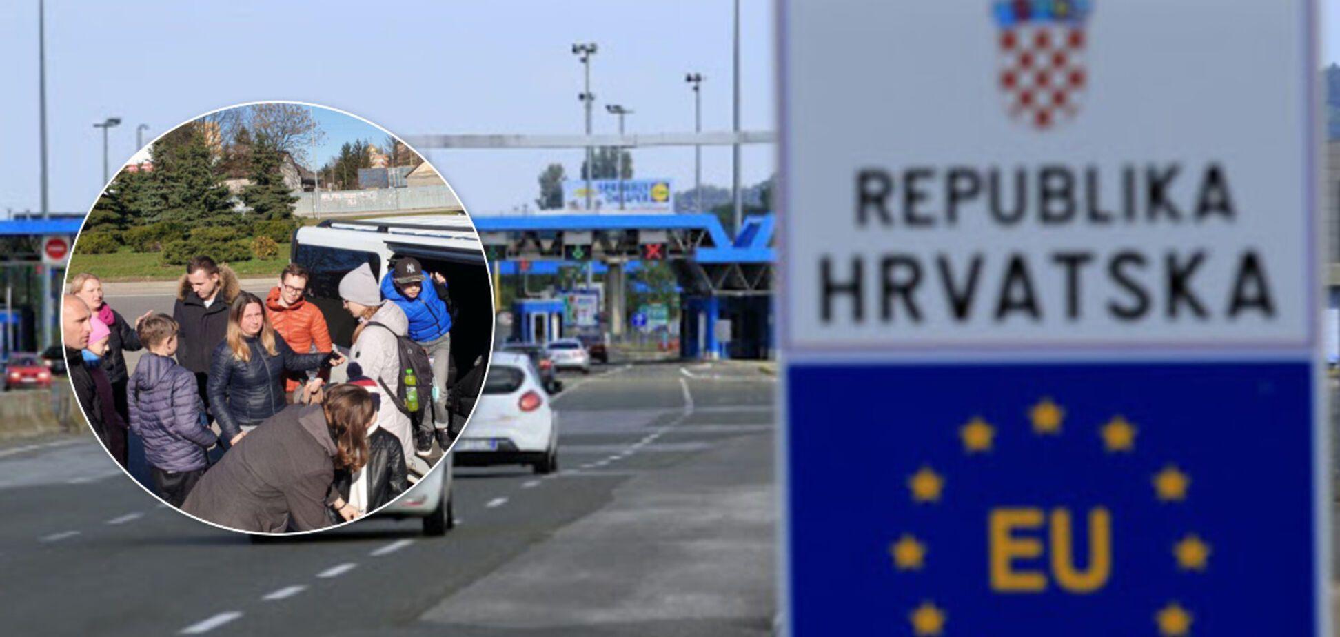 Українців екстрено евакуювали з Хорватії через коронавірус