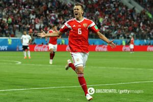 Отправленный на карантин футболист сборной России Денис Черышев ушел гулять по городу