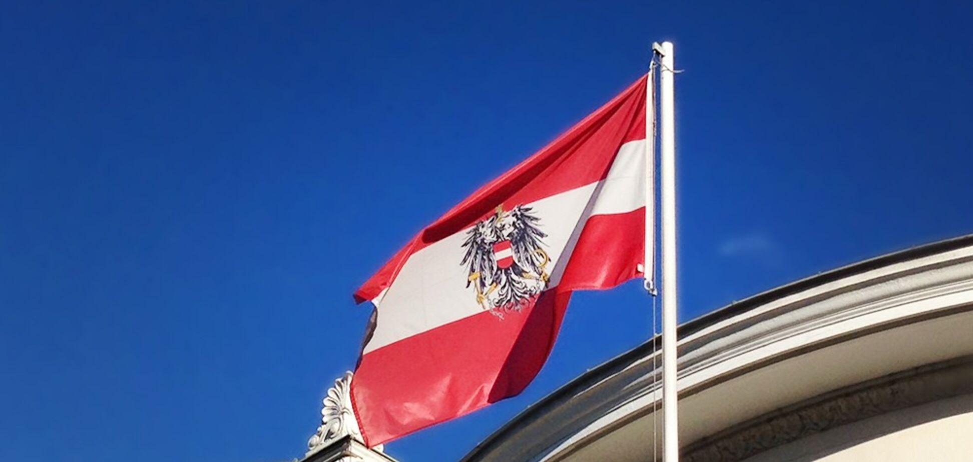 Украинцам запретили въезд в Австрию из-за коронавируса