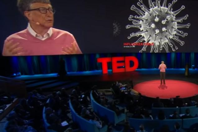 Білл Гейтс попереджав про коронавірус ще в 2015 році