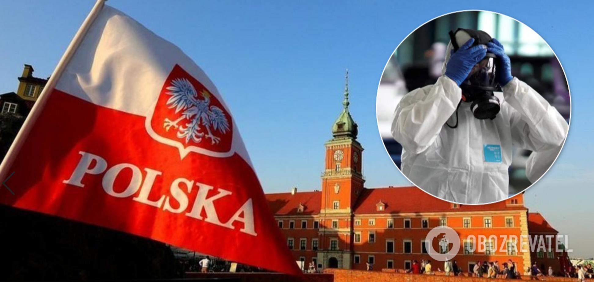 В Польше еще одна смерть от коронавируса: заробитчане рванули домой