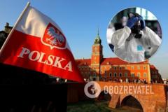 Пандемія в Польщі