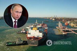 В обход России: в Украину прибыл танкер с нефтью для Беларуси