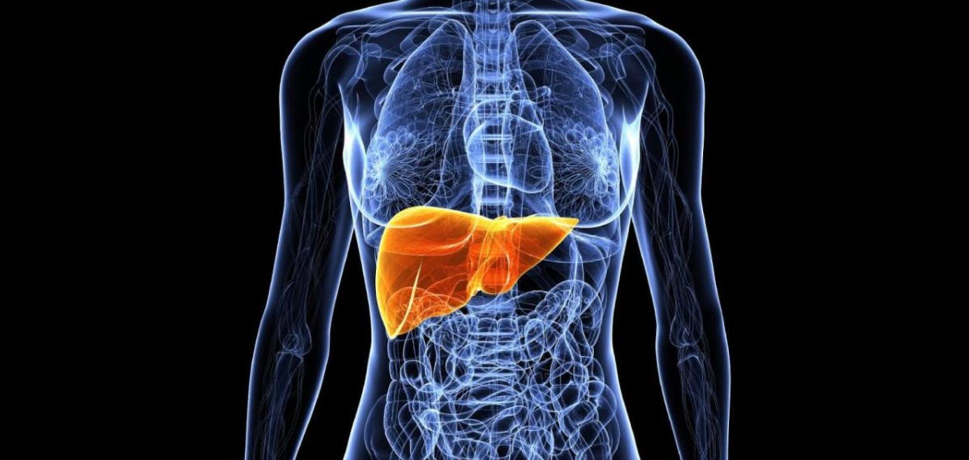 Коронавірус може спричинити важкі ураження печінки: з'явилися тривожні дані