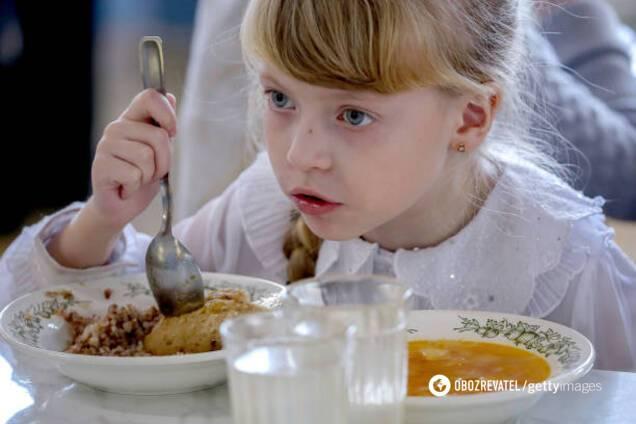 Що мають їсти діти під час карантину