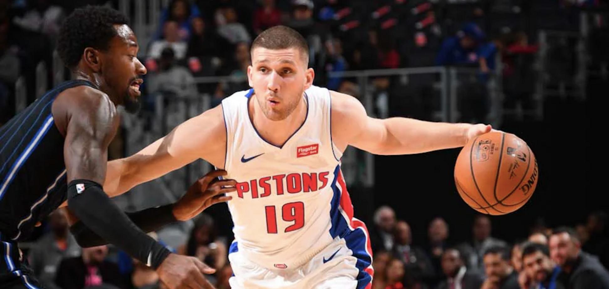 Українець Михайлюк розповів про ситуацію з коронавірусом у НБА