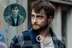 Дэниел Рэдклифф рассказал, как и почему напивался во время съемок 'Гарри Поттера'