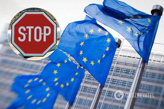 ЄС закрив кордони через коронавірус