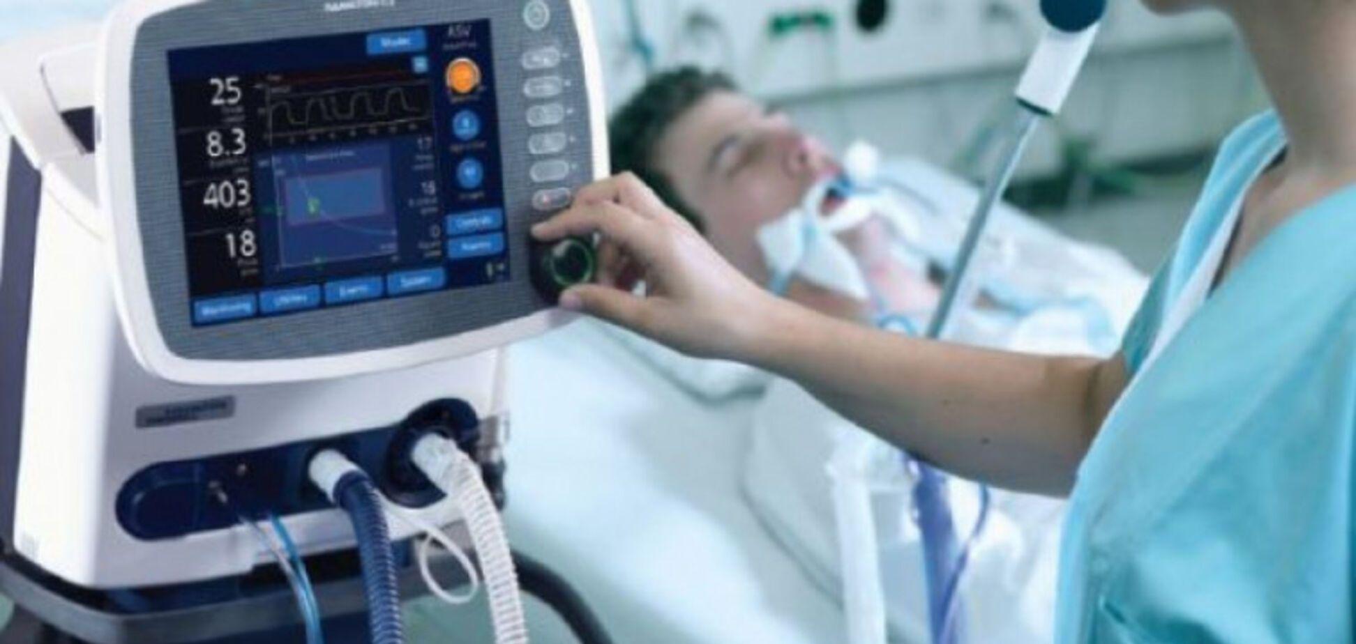 Порятунок заражених коронавірусів: чи всі апарати ШВЛ підходять