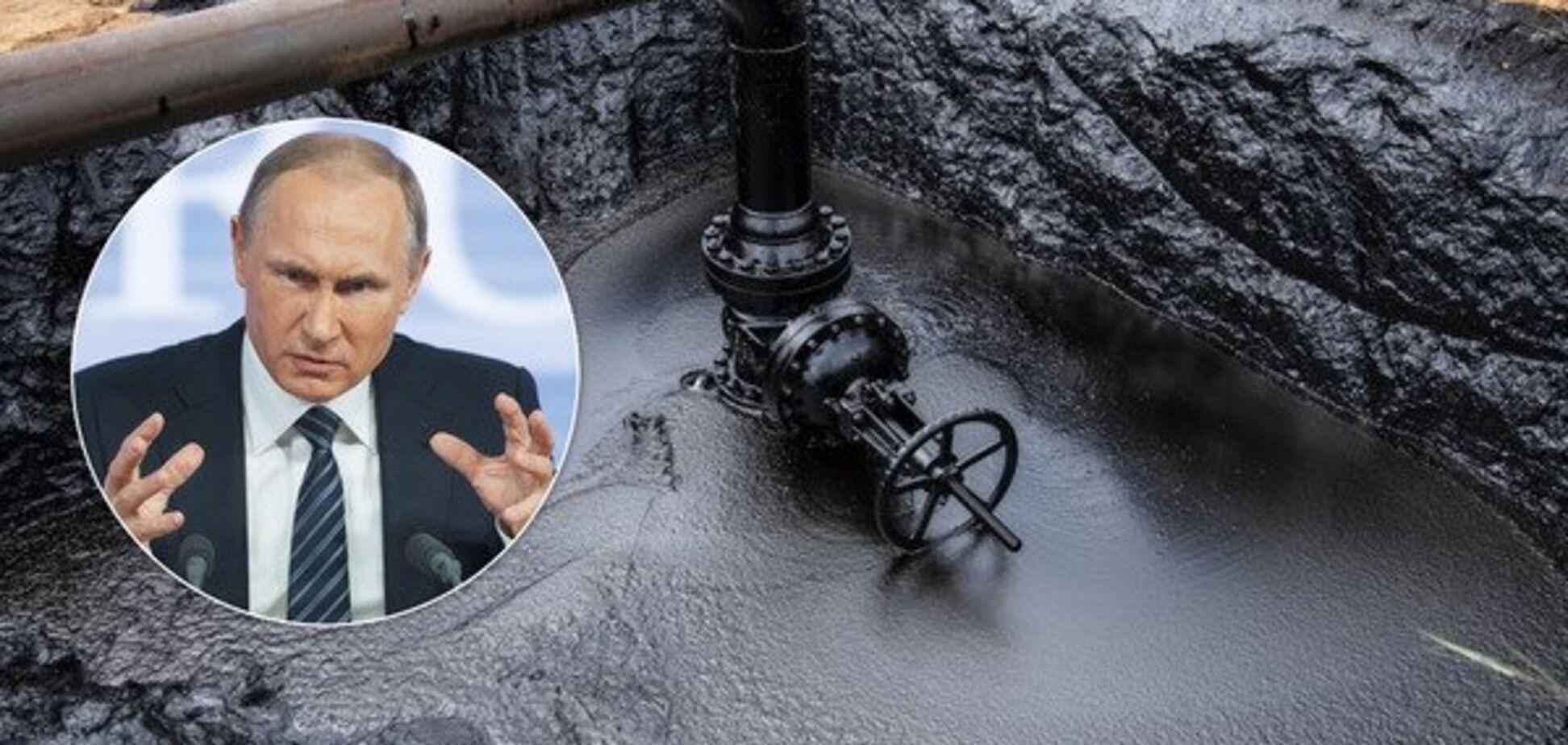 Цены на нефть рухнули, для Кремля наступила новая реальность