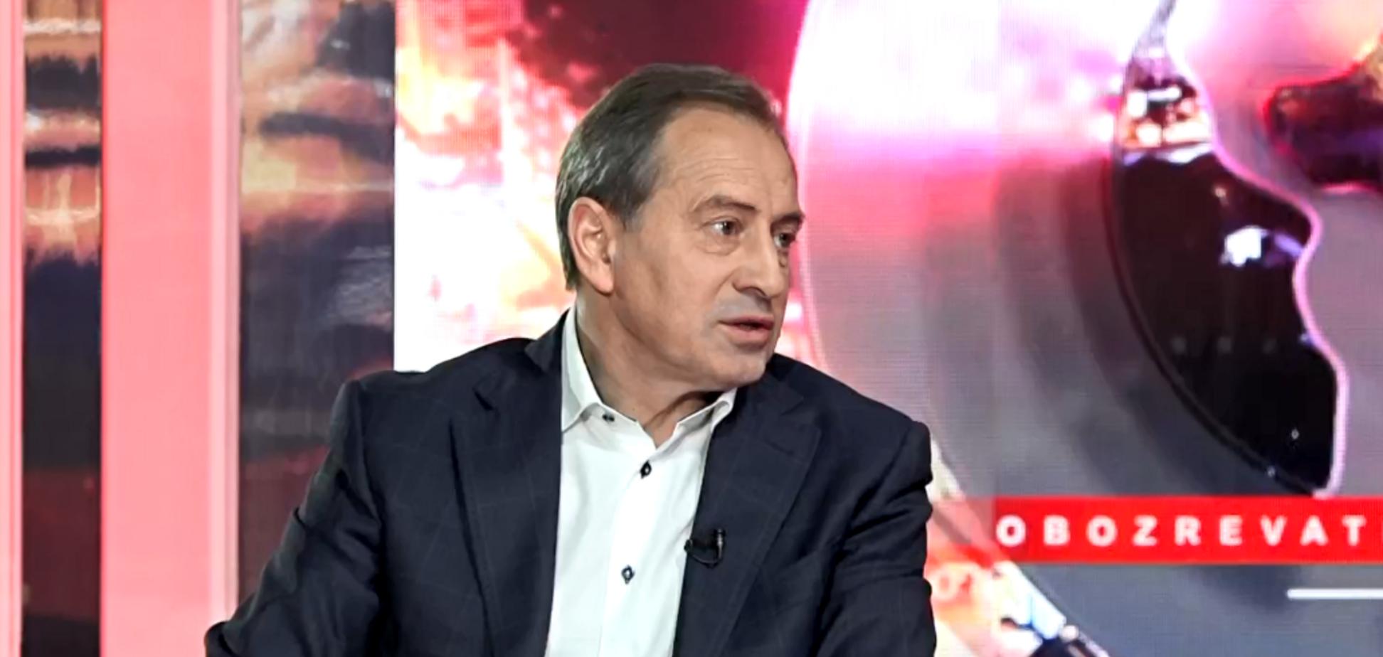 Томенко про переговори України з ОРДЛО: є ознаки державної зради