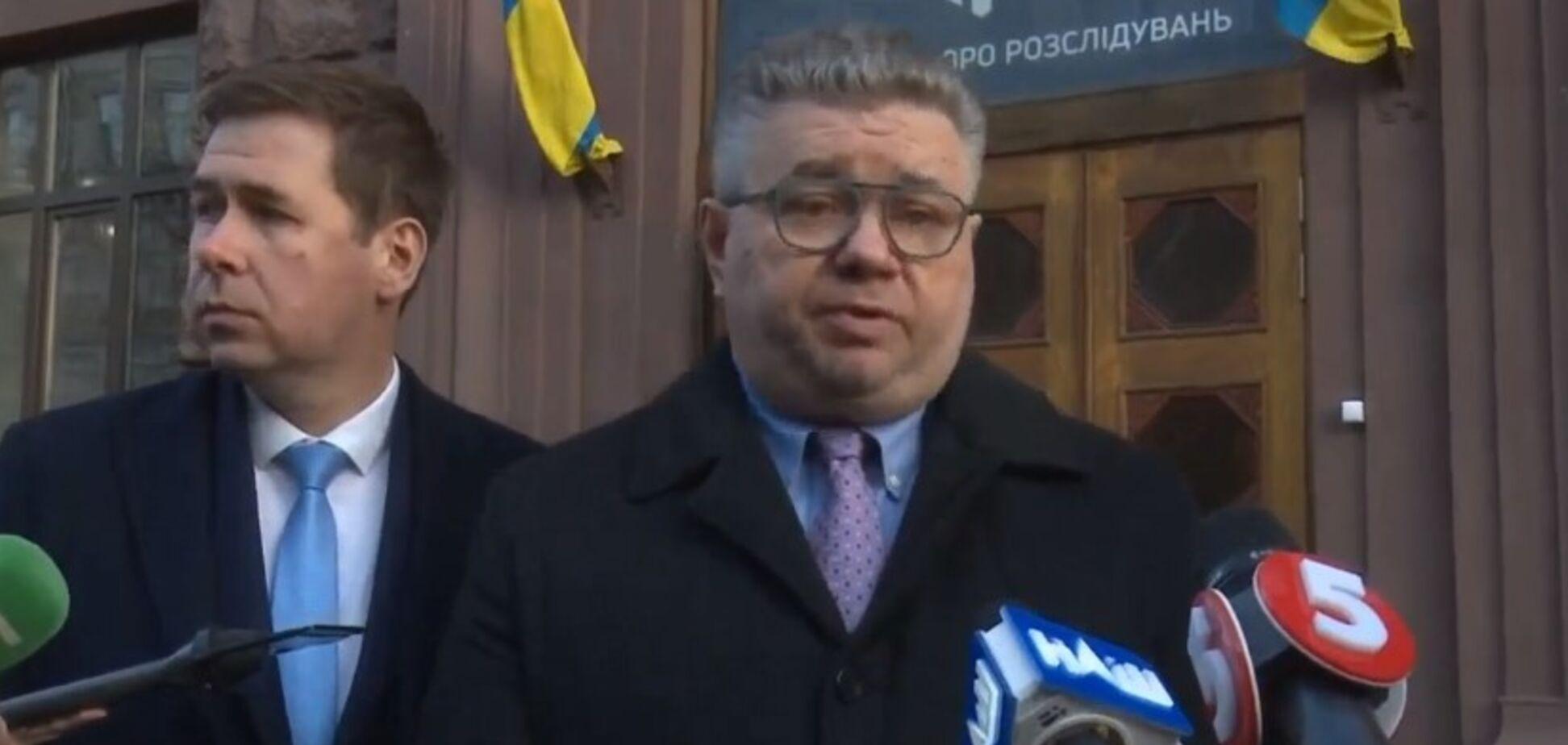 Адвокаты Порошенко: нынешнее руководство ГБР так же отрабатывает политический заказ, как и экс-директор Труба