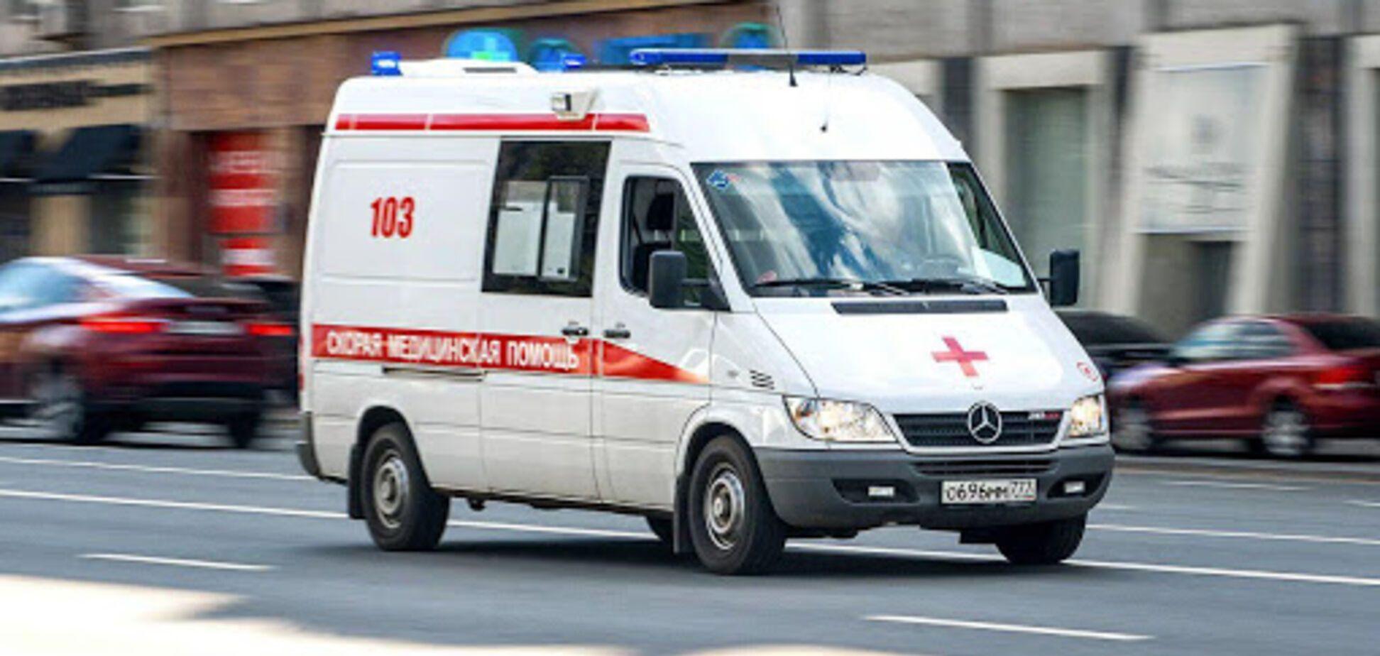 Одесская область может остаться без 'скорых' из-за чиновников ОГА