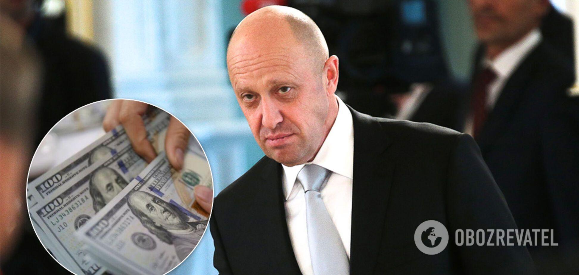 Російський олігарх Пригожин вимагатиме у США $50 млрд: за що судитиметься