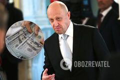 Российский олигарх Пригожин потребует у США $50 млрд: за что будет судиться