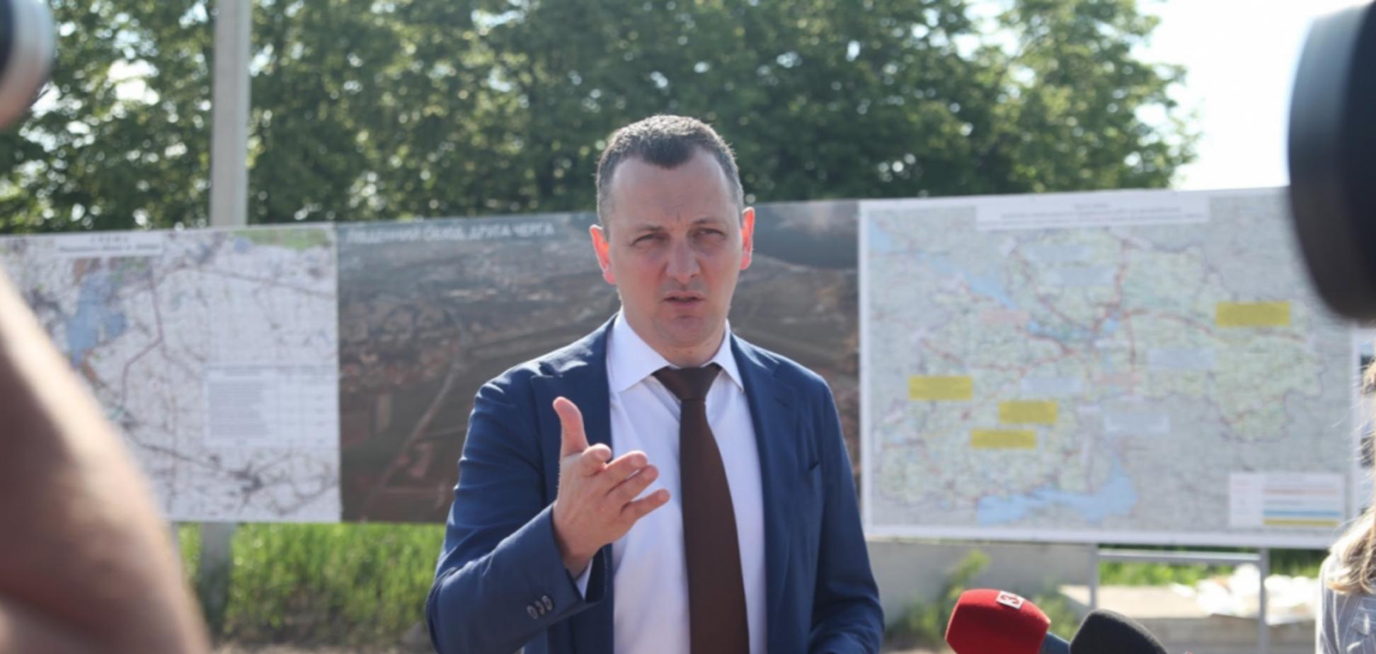 На Одеській трасі побудують автоматичний пункт зважування – Голик