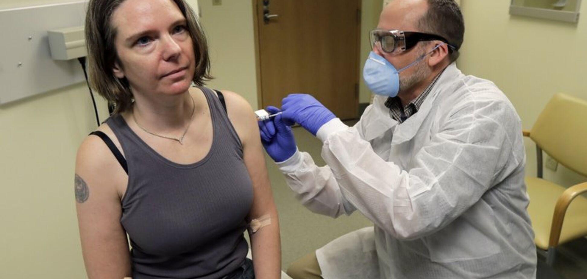 У США ввели вакцину проти коронавірусу
